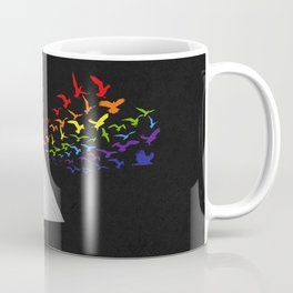 Prism Break Coffee Mug