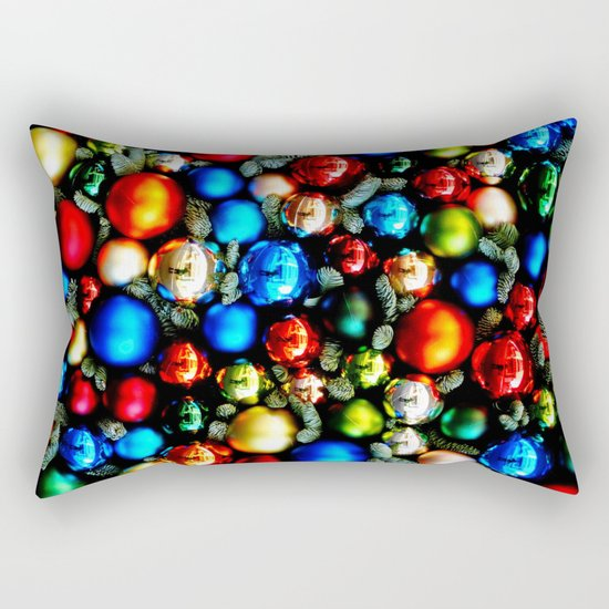 Christmas1 Rectangular Pillow