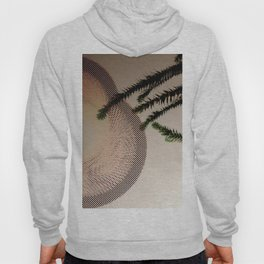 monkey tail tree with big cone Hoody