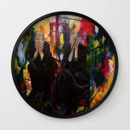 Also Sprach Zarathrusta Wall Clock