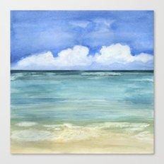 St. Croix Canvas Print