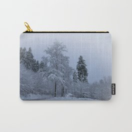Winter Feeling Carry-All Pouch