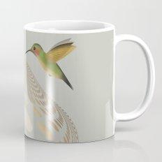 Hummingbird and Bubble Mug