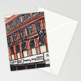 Philippines : Calvo Building Stationery Cards