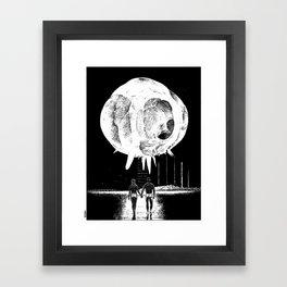 asc 265 - L'alpha et l'oméga (12/21 Everything that has a beginning as an end) Framed Art Print