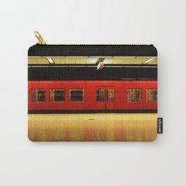 Metro in Helsinki Carry-All Pouch