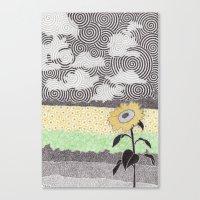 kansas Canvas Prints featuring Kansas by NEMO