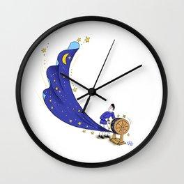 Want to morning. Wall Clock