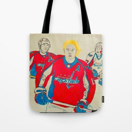 First Line Tote Bag