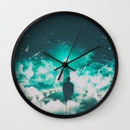 LIGHT OF HOPE #1 Wall Clock