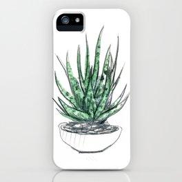 WC&S - Haworthia iPhone Case