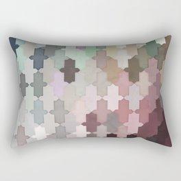 Toned Down Rectangular Pillow