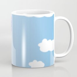Amongst the Clouds Coffee Mug