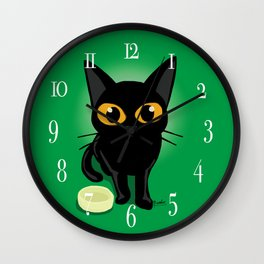 Magical eyes Wall Clock