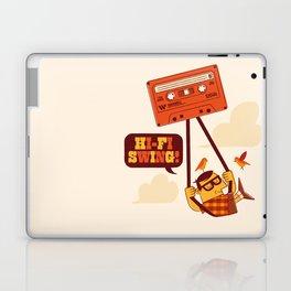 The tapecist Laptop & iPad Skin