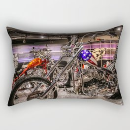 choppers Rectangular Pillow