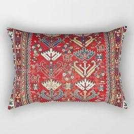 Genje Central Caucasus Rug Print Rectangular Pillow