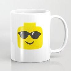 Sunglasses - Emoji Minifigure Painting Mug