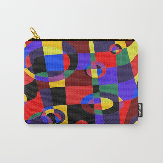 Abstract #96 Carry-All Pouch