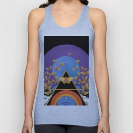 Element of Air Unisex Tank Top