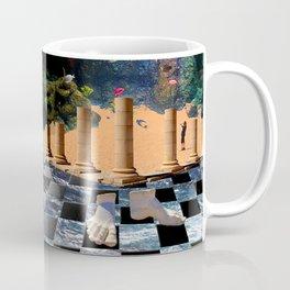 The Elemental Tourist - Water Coffee Mug