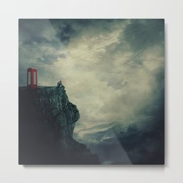 wait for you to call Metal Print