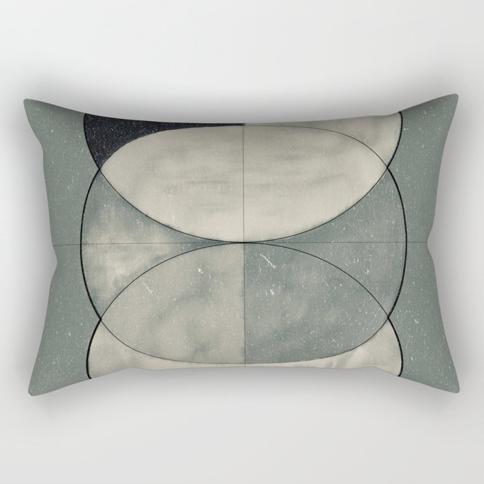 Untitled-#2 Rectangular Pillow