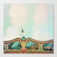 Summer Carousel Canvas Print