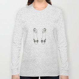 La chancla Long Sleeve T-shirt
