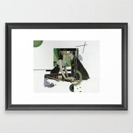 Love Gamble Framed Art Print