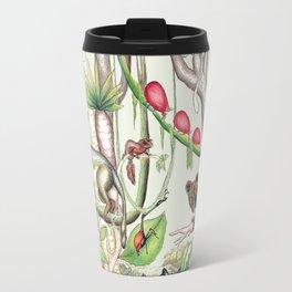 Endemic Species of Madagascar Travel Mug