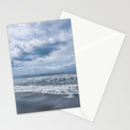 Beach at Oak Island NC Stationery Cards