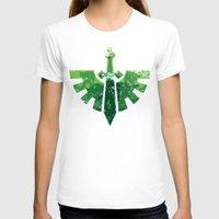 warhammer T-shirts featuring Angels on the horizon by HenkusFilijokus