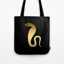Ancient Egyptian snake – goddess Renenutet Tote Bag