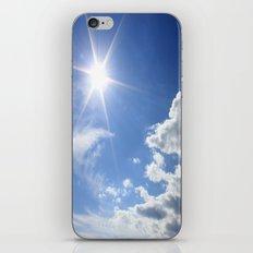 Let the sun shine iPhone & iPod Skin