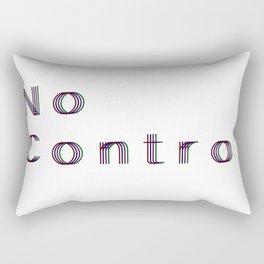 No Control Rectangular Pillow