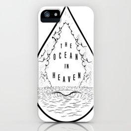 The Ocean in Heaven iPhone Case