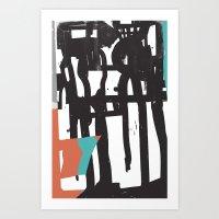 TEIMO Art Print