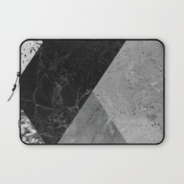 Marble and Granite Abstract Laptop Sleeve