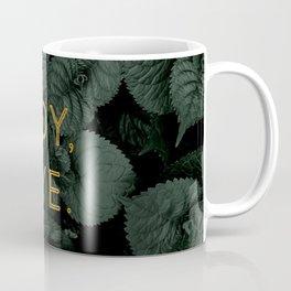 Boy, Bye - Vertical Coffee Mug