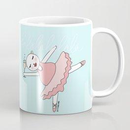 Ballerina Bitterbeans Coffee Mug