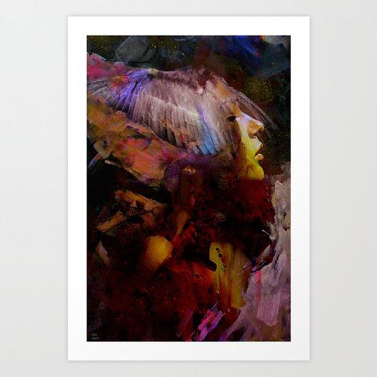 Beyond your dreams Art Print