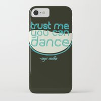 vodka iPhone & iPod Cases featuring Says Vodka by Daniac Design