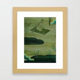 Flood Framed Art Print