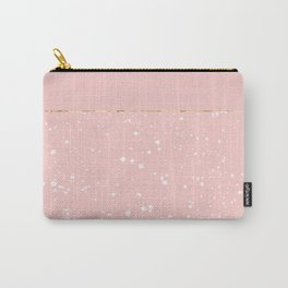 XVI - Rose 3 Carry-All Pouch