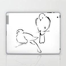 Ink Birds 02 Laptop & iPad Skin