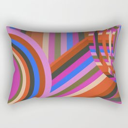 Stripe Season Part 4 Rectangular Pillow