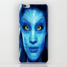 Angelina Jolie Avatar iPhone & iPod Skin
