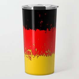 in to the sky, germany Travel Mug