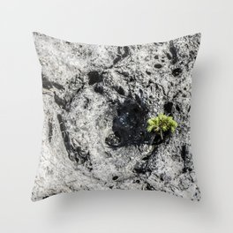 Life Will Find A Way Throw Pillow